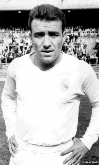 Muere Luis del Sol, leyenda del Real Madrid, Betis y la selección española