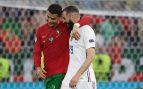 Benzema desvela su conversación 'secreta' con Cristiano