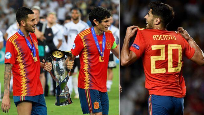 El Real Madrid tendrá tres jugadores en la lista de España para Tokio