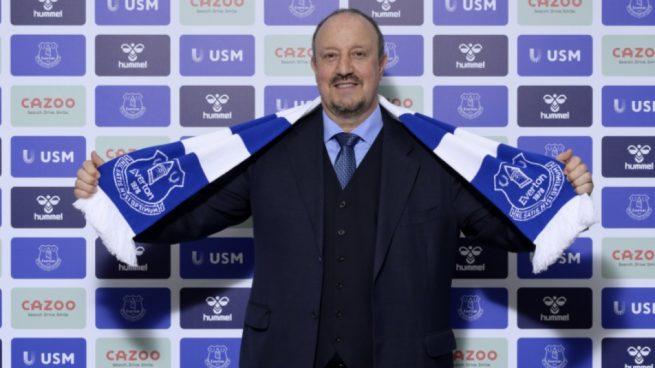 Rafa Benítez Everton