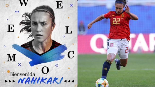 Oficial: el Real Madrid ficha a Nahikari Garcia