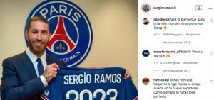 Sergio Ramos ficha por el PSG: salario, camiseta y última hora del mercado de fichajes, en directo