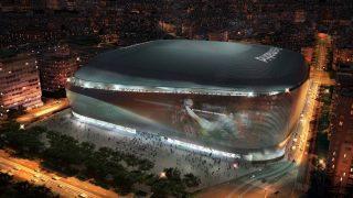 Una imagen de cómo será el nuevo Santiago Bernabéu. (realmadrid.com)
