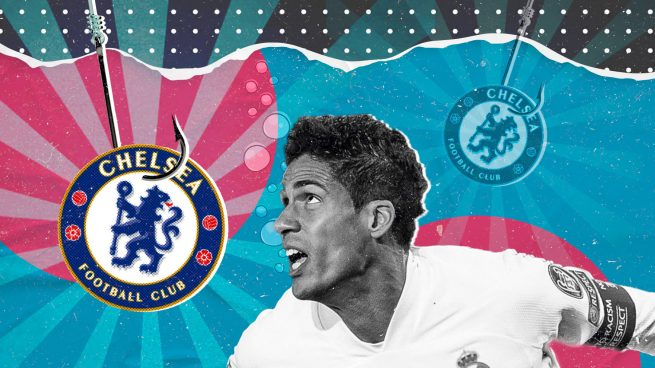 El Chelsea también tienta a Varane