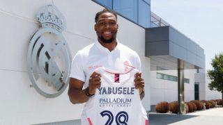 Yabusele, nuevo jugador del Real Madrid.