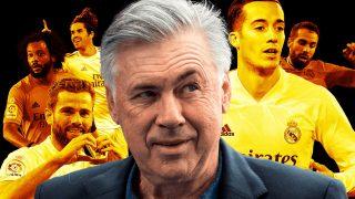 La vieja guardia del Real Madrid se gana a Ancelotti durante la pretemporada.