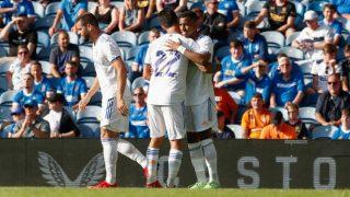 Rangers – Real Madrid: sigue en directo el partido amistoso.