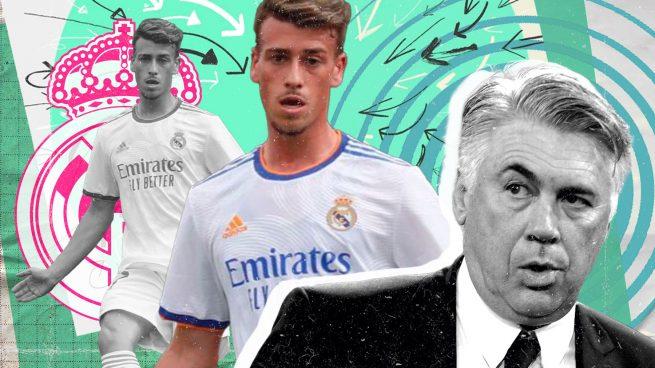 Antonio Blanco convence a Ancelotti