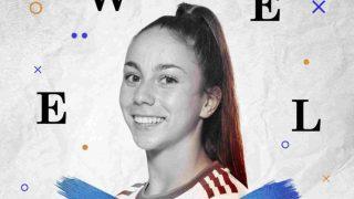 Athenea del Castillo, nuevo fichaje del Real Madrid. (Real Madrid)