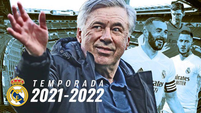 Pretemporada del Real Madrid 2021-2022