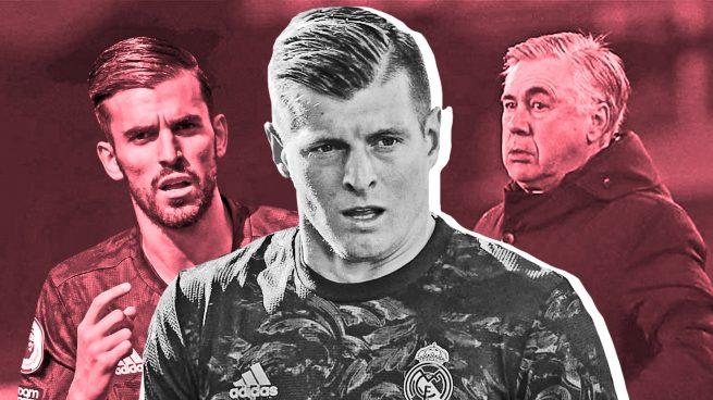 La lesión de Kroos abre una puerta a Ceballos