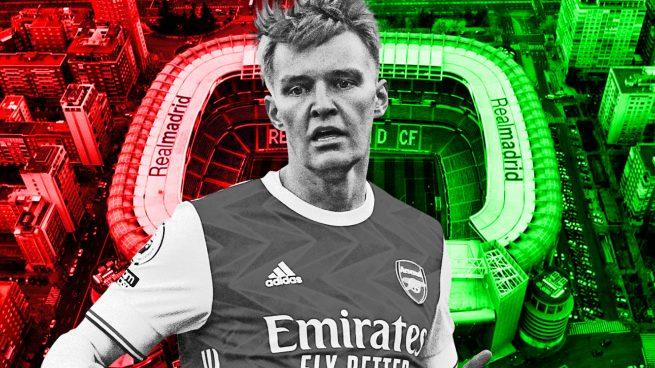 Futuro de Ödegaard en el Real Madrid