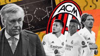 Real Madrid – Milan: última prueba antes de la Liga.