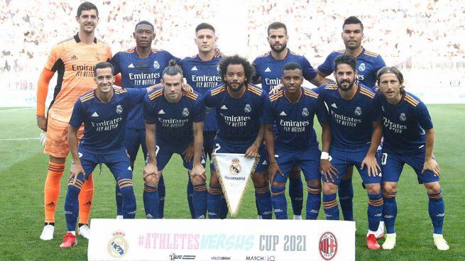 Ancelotti ya tiene el once para el debut en Liga