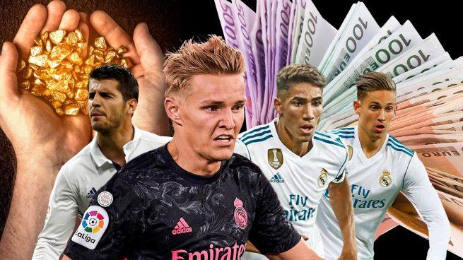 real Madrid: fábrica de oro