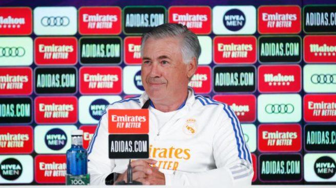 Carlo Ancelotti rueda de prensa