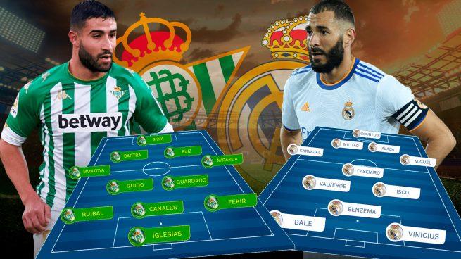 Betis – Real Madrid: Esperando a Mbappé