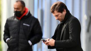 Leonardo no asume la pérdida de Mbappé. (AFP)