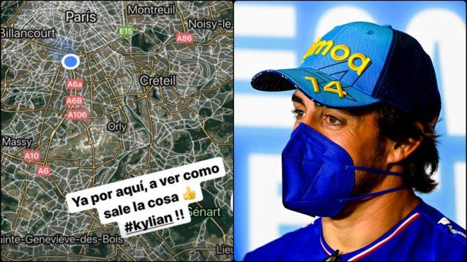 Alonso también espera el fichaje de Mbappé por el Madrid