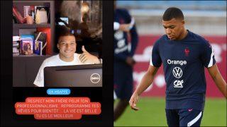 Mbappé se resigna a seguir en el Paris Saint Germain.
