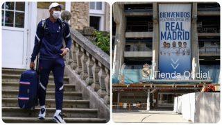 Mbappé se marcha de la concentración de Francia… ¿con destino al Bernabéu de parada final?