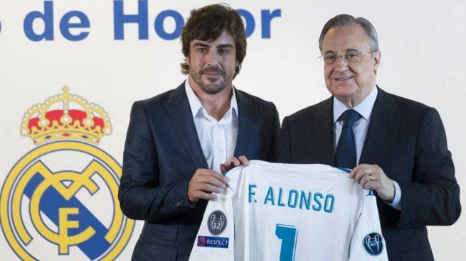 Fernando Alonso habla sobre el fichaje de Mbappé
