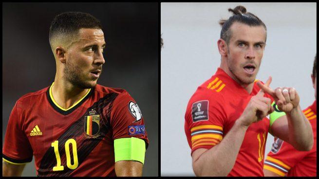 Bale y Hazard, curados