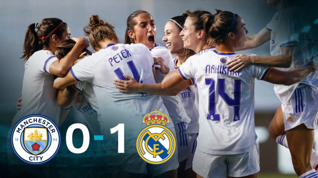El Real Madrid tumba al City y jugará la Champions