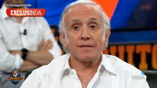 Eduardo Inda en El Chiringuito de Jugones.