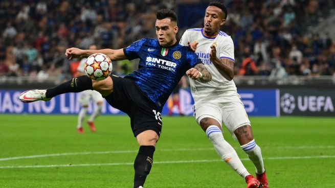 Inter de Milán - Real Madrid: partido de la Champions League en directo