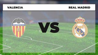Valencia Real Madrid horario