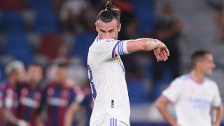 Gareth Bale, en el partido contra el Levante. (Getty)
