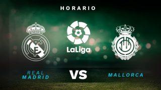 Liga Santander 2021-2022: Real Madrid – Mallorca | Horario del partido de la Liga Santander.