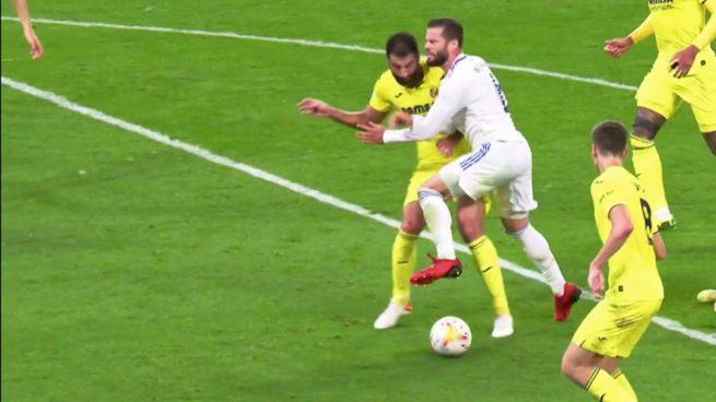 Penalti Nacho