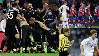 Sheriff, CSKA y Odense, los equipos que ganaron por sorpresa en el Bernabéu.