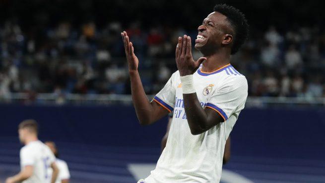 Vinicius en el Real Madrid - Sheriff