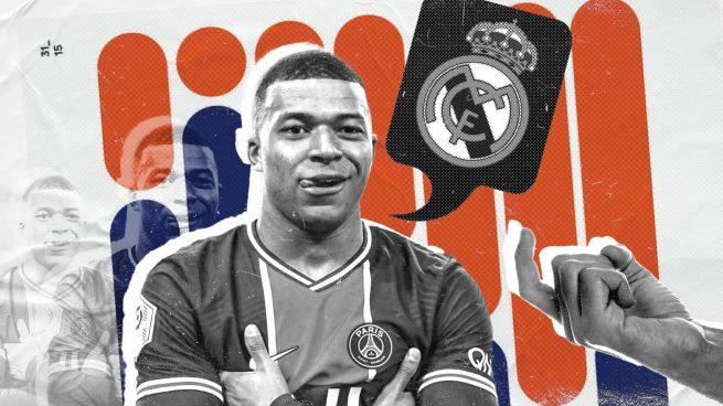El Real Madrid confía en la palabra de Mbappé