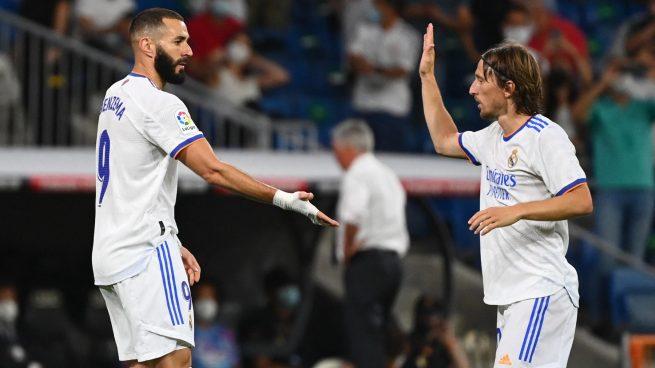 Benzema y Modric son los dos madridistas candidatos al Balón de Oro