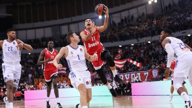 Real Madrid Olympiacos