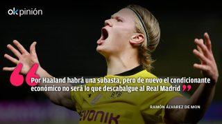 El Real Madrid siempre aspira a fichar a los mejores del mundo.