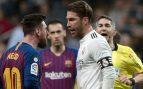 Ramos Messi Clásico