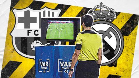 González González será el encargado del VAR en el Clásico.