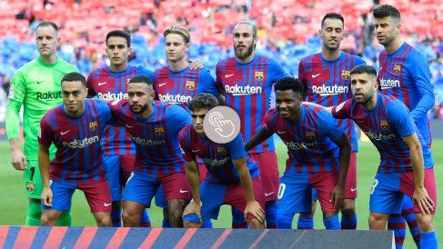 Puntúa a los jugadores del Barcelona en el Clásico ante el Real Madrid.