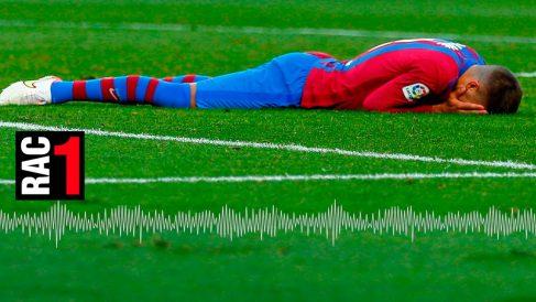 RAC1 no aceptó de buen grado la derrota del Barça.