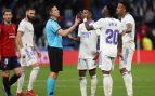Real Madrid Osasuna árbitro