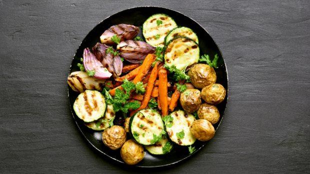 Cocinar verduras en su punto