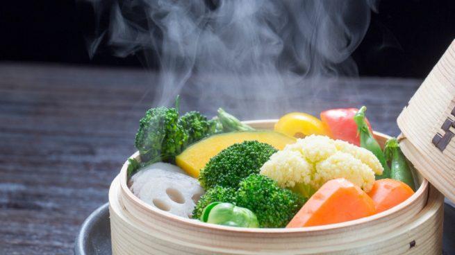 Cocinar verduras en su punto justo para mantener las vitaminas