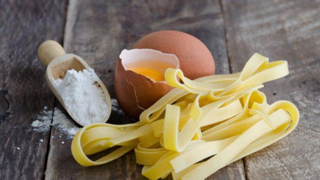 Receta De Tallarines Al Huevo Pasta Fresca Casera