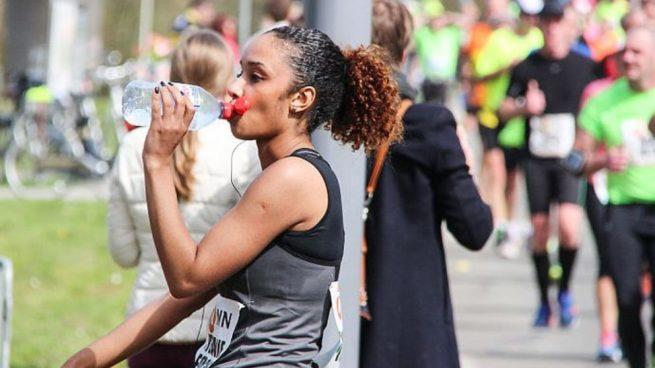 hidratarse correctamente