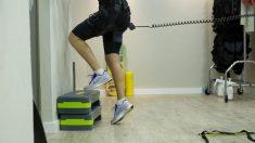 La estimulación muscular promete tonificar y fortalecer la masa muscular.